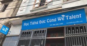 học tiếng Đức Long Biên Nguyễn Văn Cừ