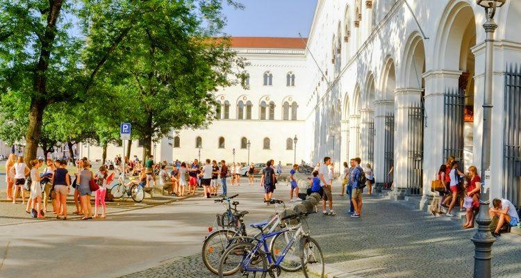 Top các trường tốt nhất để học ngành Luật ở Đức