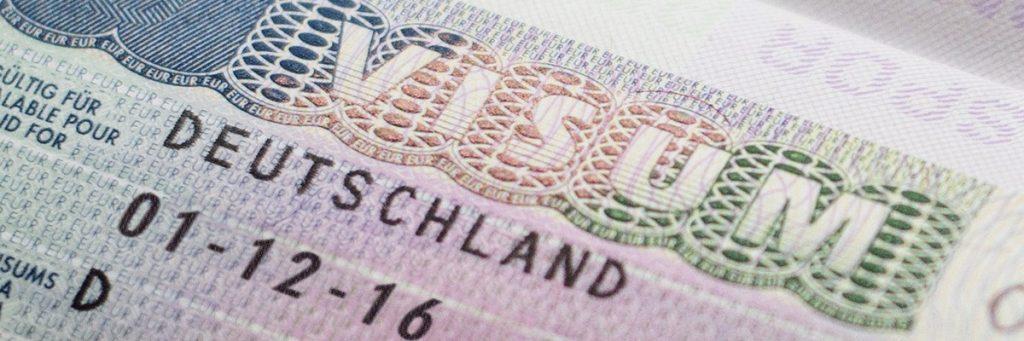 Làm Hồ Sơ Xin Visa Thăm Thân Đức - We Talent Education