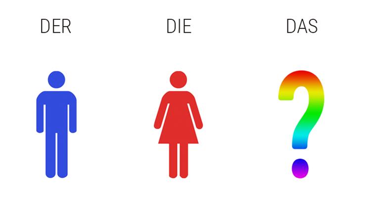 Cách phân biệt giống danh từ trong tiếng Đức | der die oder das?