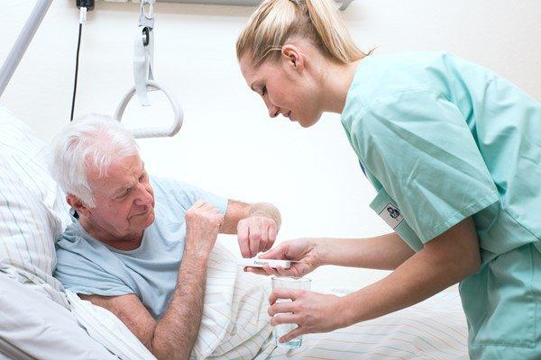 Du học nghề điều dưỡng ở đức