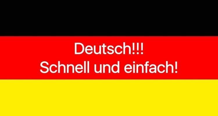 Học Tiếng Đức Từ A1 Đến B1