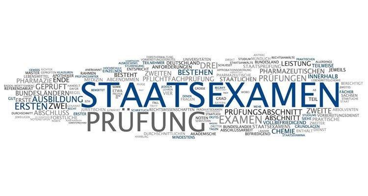 Kỳ thi quốc gia Đức | Staatsexamen