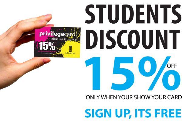 Cách mua sắm tiết kiệm với thẻ sinh viên
