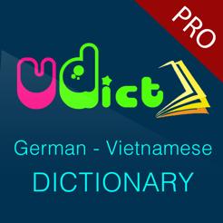từ điển đức Việt Vdict