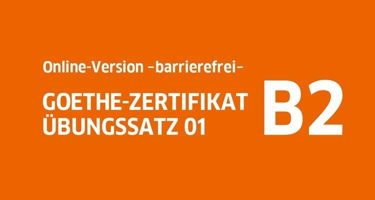 Thay đổi cấu trúc đề thi tiếng Đức B2 từ 1.1.2019