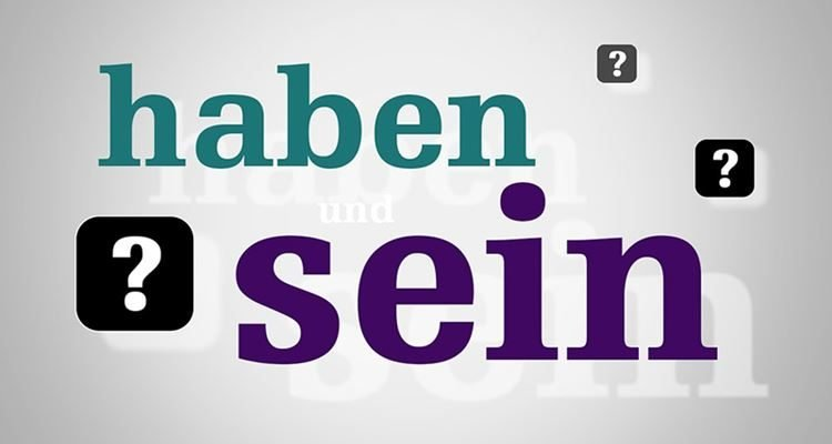 Danh sách các động từ tiếng Đức đi với sein ở Perfekt