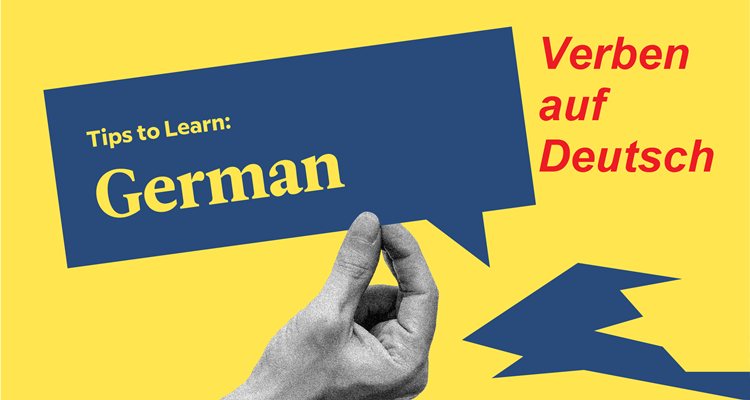 Danh sách các động từ tiếng Đức bất quy tắc đầy đủ nhất