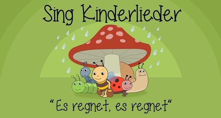 15 bài hát tiếng Đức cho trẻ em cực hay