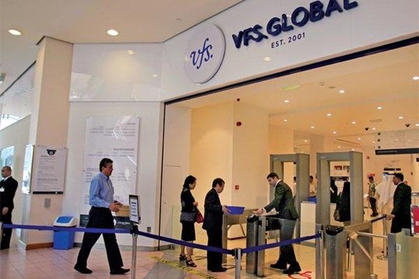 Đại sự quán Đức nhận hồ sơ xin visa Đức qua VFS Global từ 02/2019
