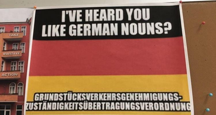 Danh từ tiếng Đức và cách sử dụng