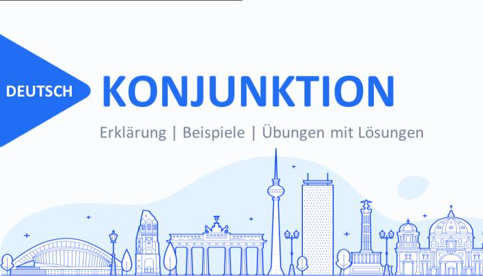 Konjunktion: Từ nối trong tiếng Đức