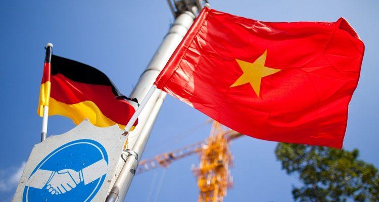 Đức đề nghị khôi phục quan hệ ngoại giao với Việt Nam