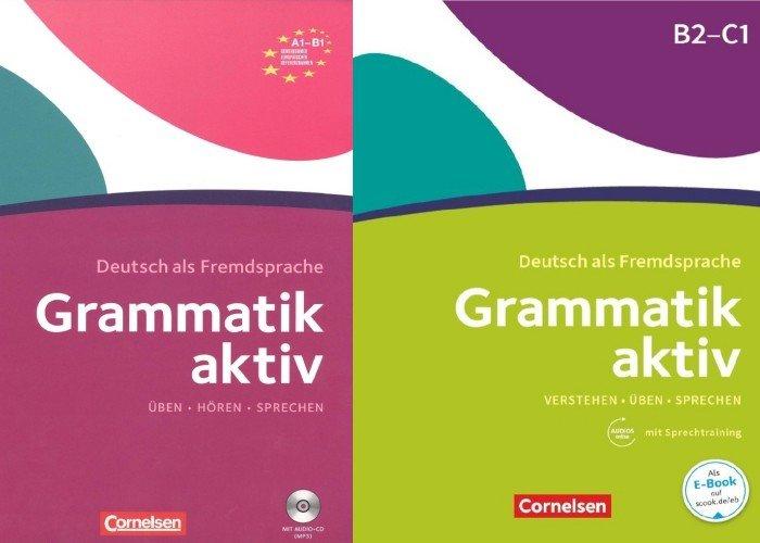 Sách tiếng Đức Grammatik aktiv
