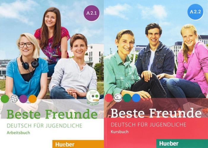 Sách tiếng Đức Beste Freunde