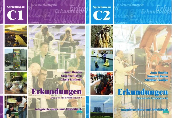 Sách tiếng Đức Erkundungen C1 C2