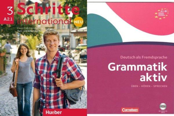 schritte internationa neu a2 - grammatik aktiv a1 b11