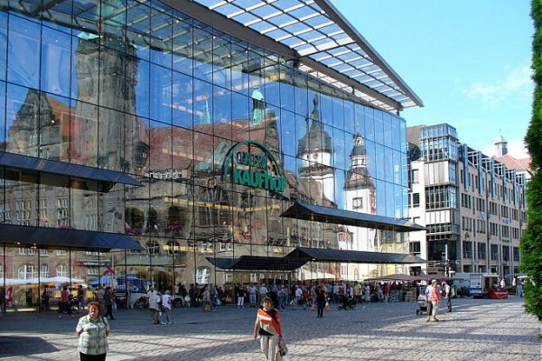 Tìm hiểu về thành phố Chemnitz ở Đức