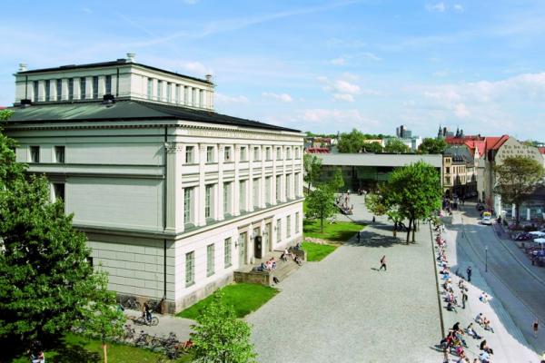 Thành phố Halle có phù hợp với du học Đức?