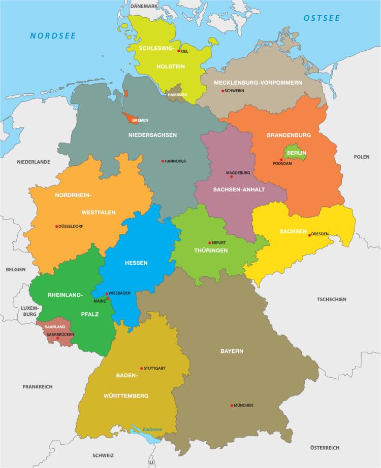 16 bang của Đức