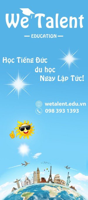 trung tam tieng duc we talent education