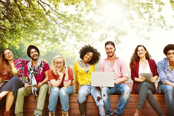 Môi trường quốc tế giúp sinh viên trưởng thành nhanh chóng