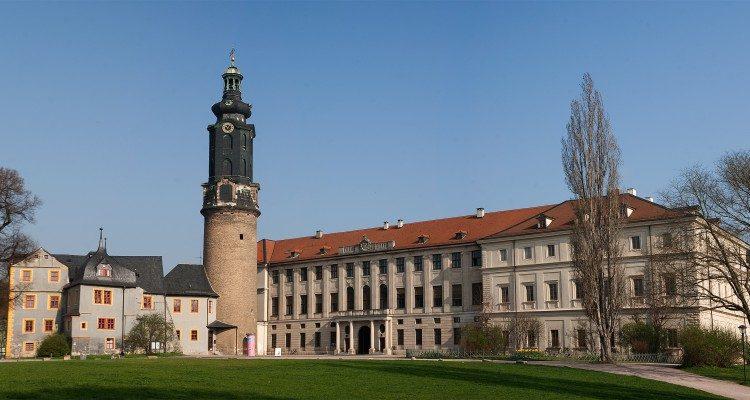 Khám phá thành phố Weimar - Vùng đất của lịch sử