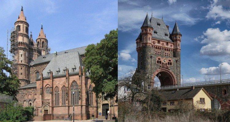 Khám phá thành phố Worms Đức