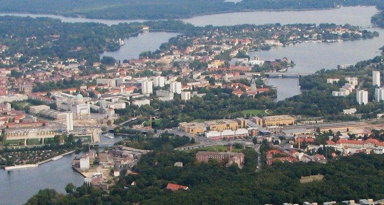 Tìm hiểu về thành phố Potsdam Đức - Thành phố Di sản Văn hoá thế giới