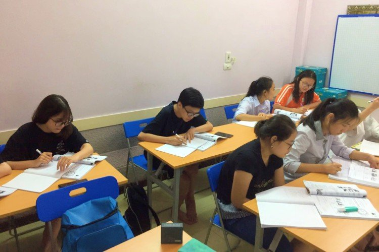 học tiếng Đức ở Long Biên