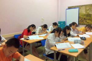 Học tiếng Đức tại Long Biên