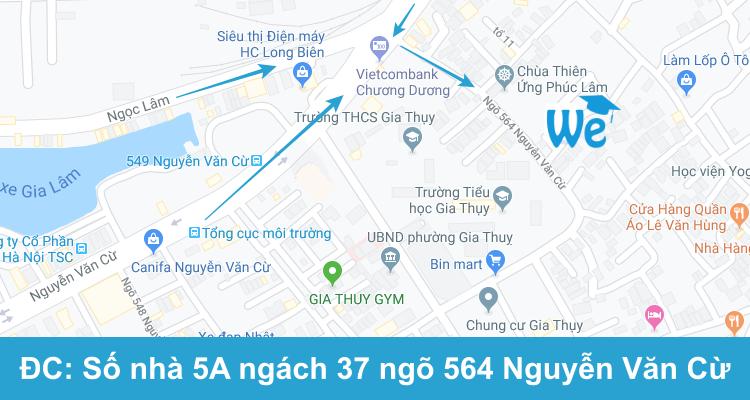 học tiếng Đức Long Biên 2020 Nguyễn Văn Cừ