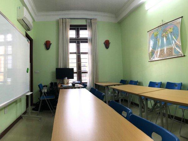 học tiếng Đức Long Biên 2020