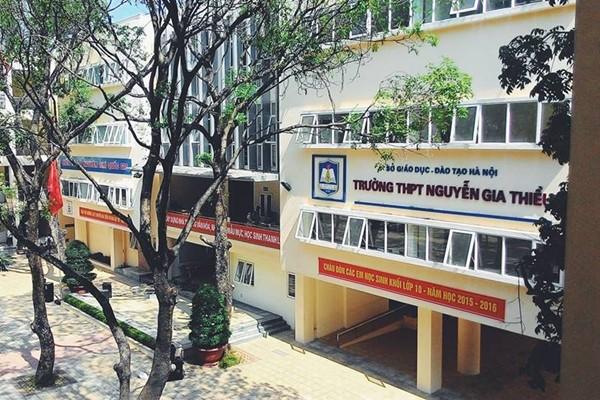 Danh sách các trường cấp 2 và cấp 3 dạy tiếng Đức ở Việt Nam THPT Nguyến Gia Thiều
