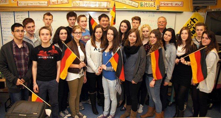 du học thpt ở Đức