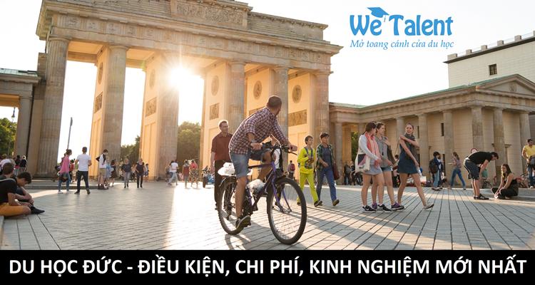 Du học Đức 2020: Học Đại học, Học nghề, Học cấp 3 ở Đức
