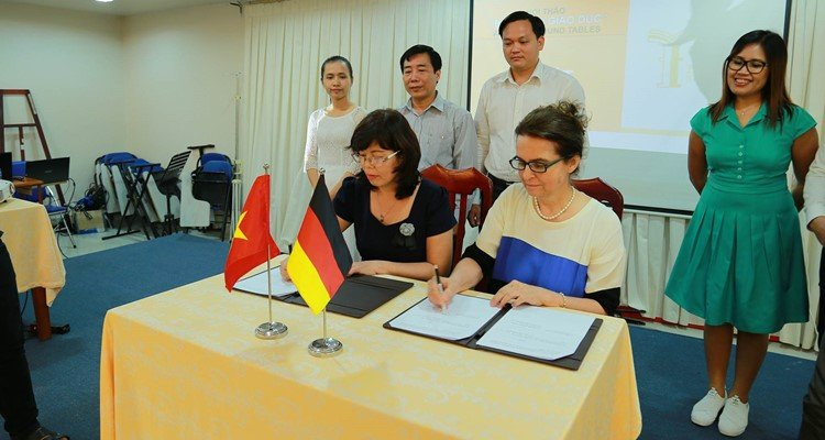 Đức và Việt Nam đang thúc đẩy phát triển giáo dục song phương