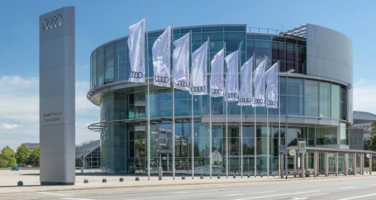 thành phố Ingolstadt audi AG