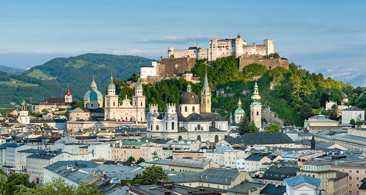 Khám phá thành phố Salzburg của Áo từ A-Z