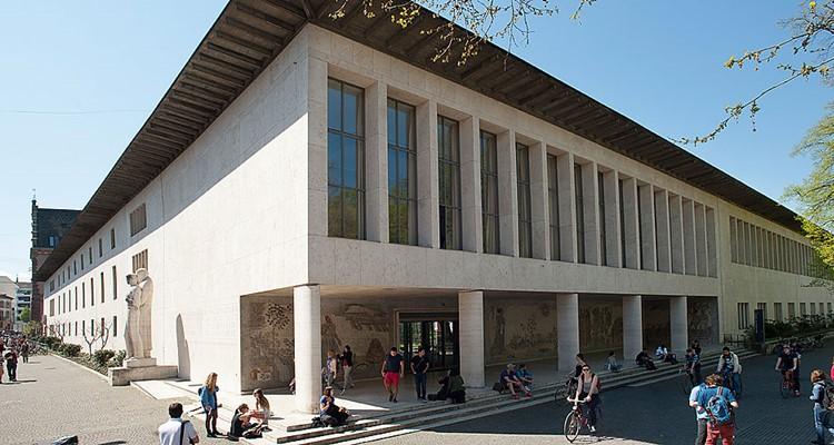 Khám phá thành phố Basel của Thụy Sĩ ĐH Basel