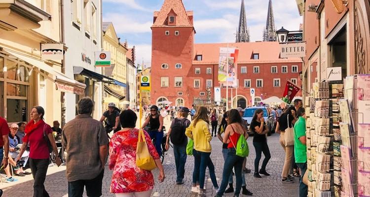 Khám phá thành phố Regensburg của Đức từ A-Z