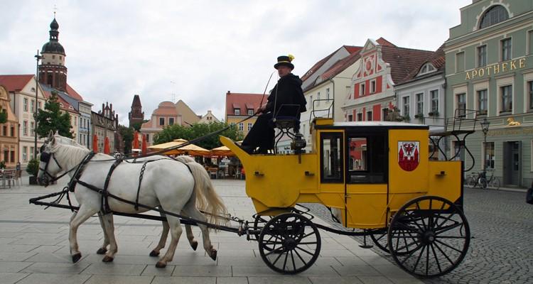 Khám phá thành phố Cottbus