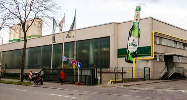 bia ở Mannheim
