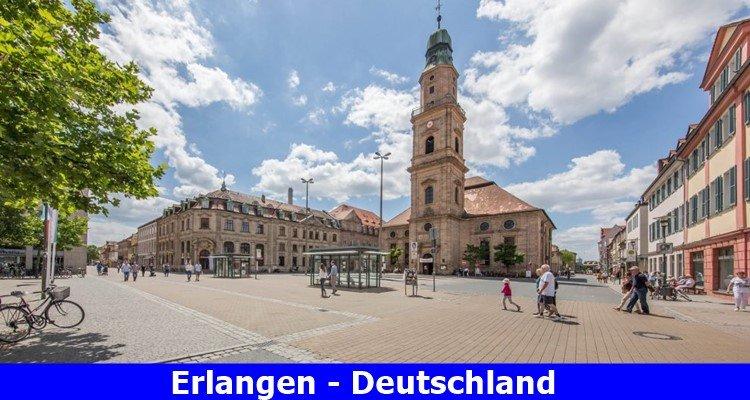 thành phố Erlangen