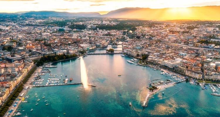 Khám phá Genf (Geneve) của Thụy Sĩ