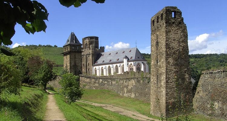 mittelrhein-unesco-oberwesel- Thành phố Koblenz