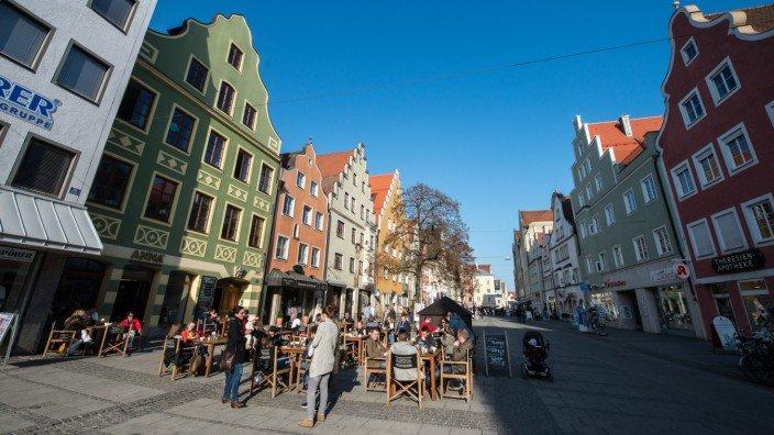 Ingolstadt đường phố