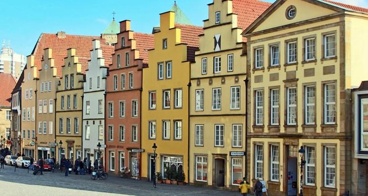 Khám phá thành phố Osnabrück của Đức