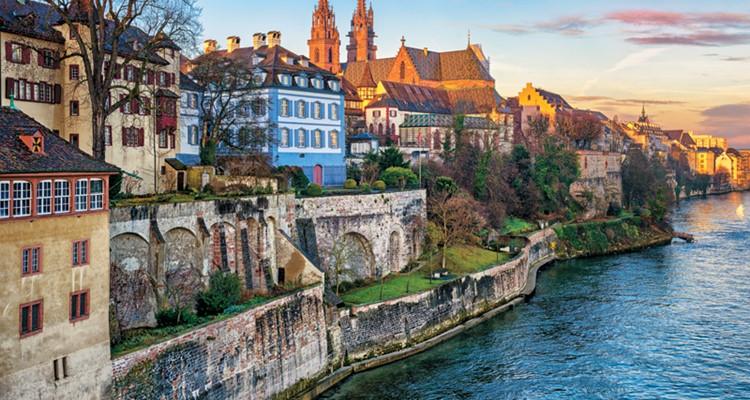 Khám phá thành phố Basel của Thụy Sĩ