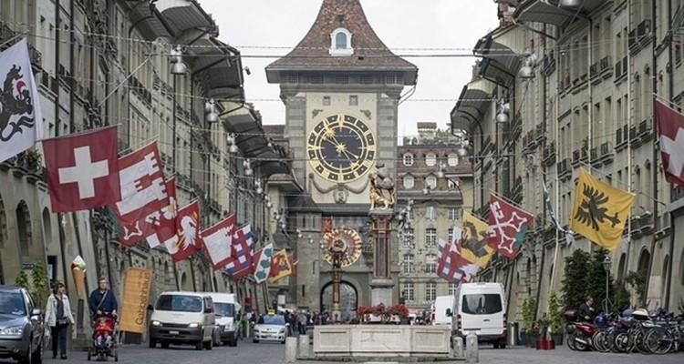 Khám phá thủ đô Bern của Thụy Sĩ